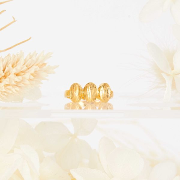 Ontology Gold Ring
